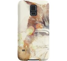 Sweet Dreams Are Made Of This Fabric Scarf Samsung Galaxy Case/Skin