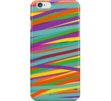 PAINTED STRIPES  iPhone Case/Skin