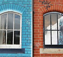 A Tale of Two Windows by funkybunch