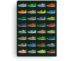 Kicks 3 Canvas Print