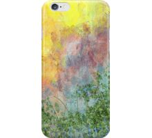 Floral Impressions iPhone Case/Skin