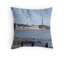 Lawrence Brothers Throw Pillow