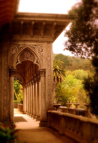 monserrate loggia by terezadelpilar~ art & architecture