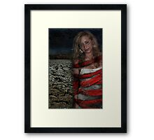Bound By My Fears Framed Print