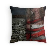 Bound By My Fears Throw Pillow