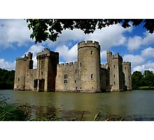 Bodiam  Photographic Print