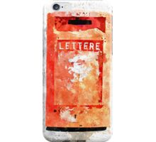 Laureana Cilento: mailbox iPhone Case/Skin