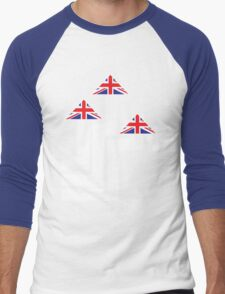 Mod's Army Men's Baseball ¾ T-Shirt