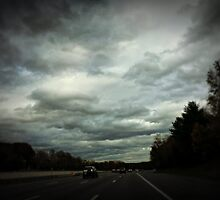 Following Hurricane Sandy by Bine