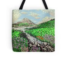 Mount Errigal Tote Bag