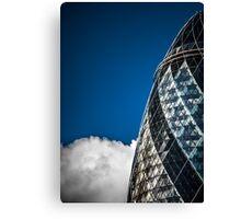 Condensation @londonlights  Canvas Print