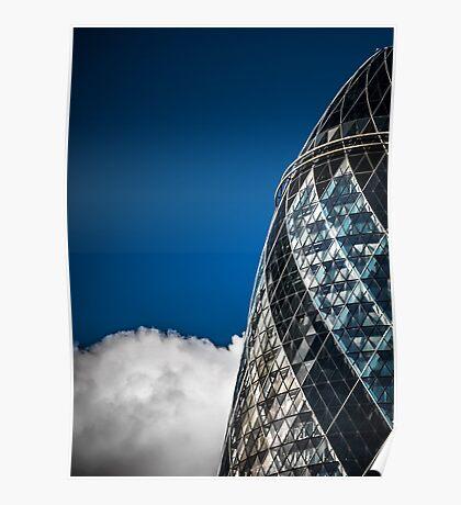 Condensation @londonlights  Poster