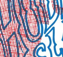 United Shapes of America - Rhode Island Sticker