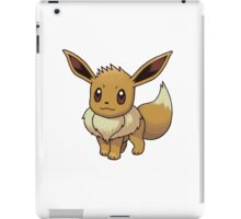 Eevee Pokemon Shirt iPad Case/Skin
