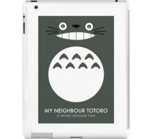 My Neighbour Totoro Hayao Miyazaki iPad Case/Skin