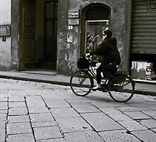 Florence Street Bicycle by Andrei-Dorian