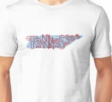 United Shapes of America - Tennessee Unisex T-Shirt