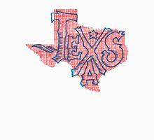 United Shapes of America - Texas Unisex T-Shirt