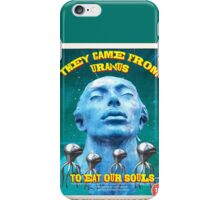 They Came From Uranus iPhone Case/Skin