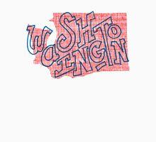 United Shapes of America - Washington Unisex T-Shirt