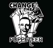 Change The Puppeteer - New World Order - Obama by fearandclothing