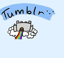 Heh Tumblr stufff by moriartydraws