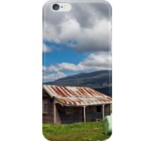 Great Western Tiers from Dairy Plains iPhone Case/Skin