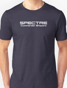 Mass Effect - SPECTRE (White) Unisex T-Shirt
