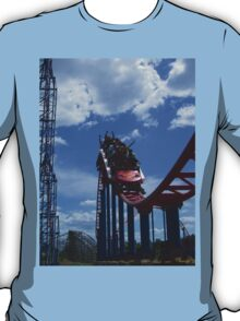 Superman: Ride of Steel, Six Flags America T-Shirt