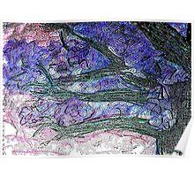 tree dreams Poster