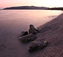 Silky sunset by Elena Skvortsova