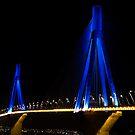 Rio-Antirio bridge, Greece. by airphoto-gr