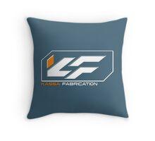 Mass Effect - Kassa Fabrication  Throw Pillow