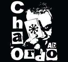 Chao Ab Ordo - Magick Joker - Chaos out of Order by fearandclothing