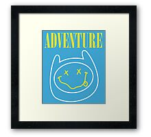 Adventure Band Framed Print