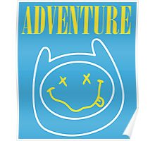 Adventure Band Poster