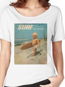 Born2Surf Women's Relaxed Fit T-Shirt