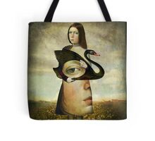 The second look Tote Bag