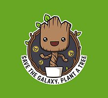 Save The Galaxy by papyroo