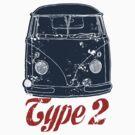 Type 2 by Jake Harvey