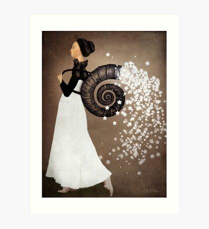 The Star Fairy Art Print