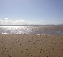 Incoming Tide- West Kirby Beach by kytephotography
