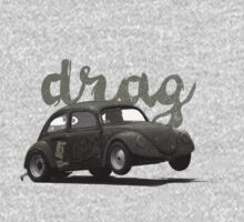 Drag! by Jake Harvey