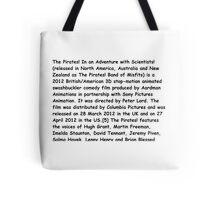 Wikipedia Tote Bag