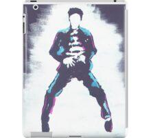 Elvis Has Left The Building! iPad Case/Skin