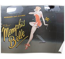 Memphis Belle Poster