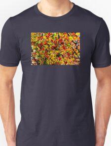 Abstract Autumn Unisex T-Shirt