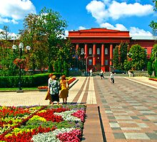 Kyiv National University  by LudaNayvelt
