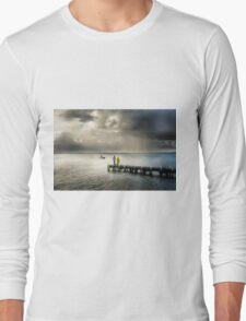 Oliver's Hill - Frankston, Mornington Peninsula Long Sleeve T-Shirt