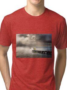 Oliver's Hill - Frankston, Mornington Peninsula Tri-blend T-Shirt